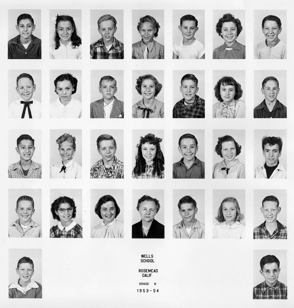 6th Grade Class Photos   Emma Shuey School